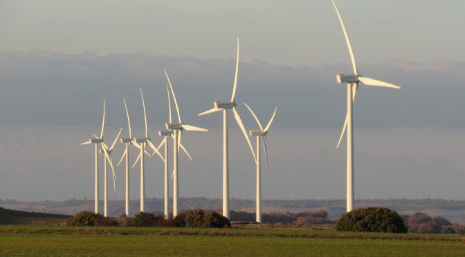[:es]Enel pone en marcha en EE.UU. 435,5 MW de capacidad en dos parques eólicos[:]