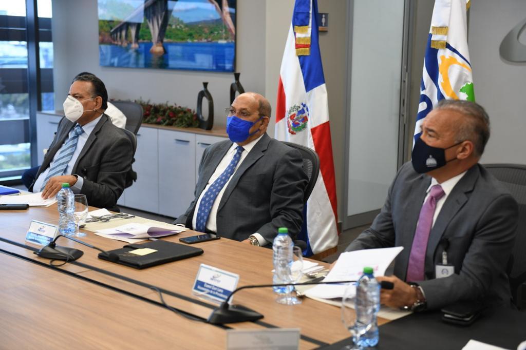 Coordinan el INFOTEP, Ministerio Presidencia, y sectores construcción formación trabajadores industria
