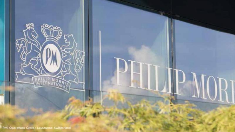 Obtiene Philip Morris máxima puntuación esfuerzos ambientales