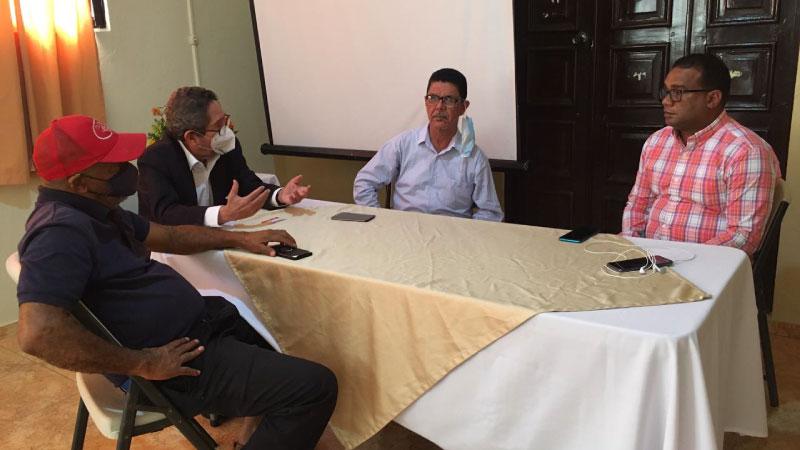 Piden resultados estudios ambientales determinen explotación oro San Juan