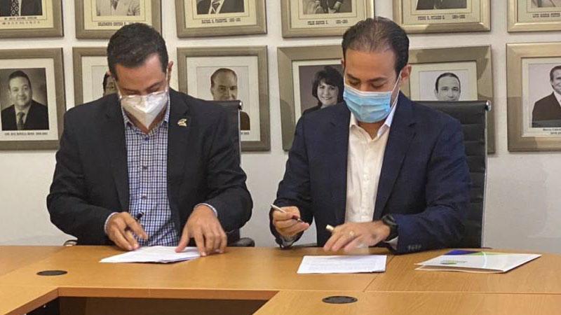 Firman Cámaras Comercio Santiago y Santo Domingo acuerdo implementar firma digital