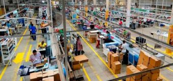 Sector zonas francas crece 2.5% en los primeros dos meses de 2021