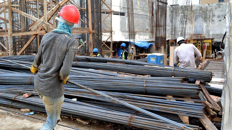 Comunican gobierno y productores materiales evaluan opciones mitigar efectos incremento costos construccion