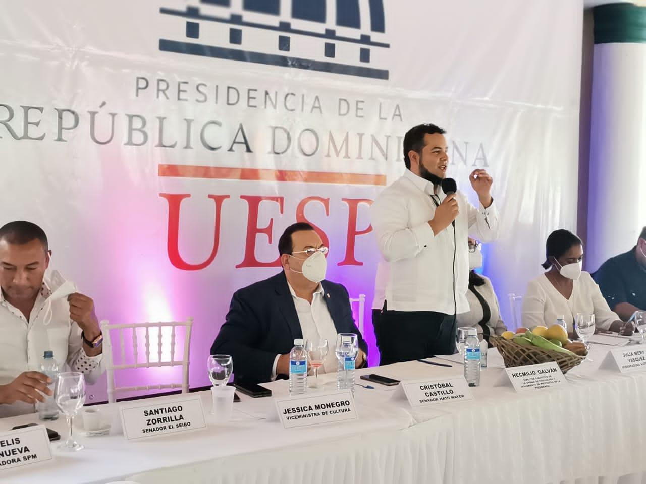 Impulsarán fuerzas productivas con proyectos Presidencia región Este