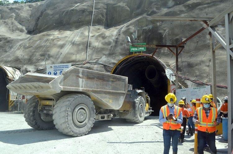 Cormidom inicia la minería subterránea en República Dominicana con tecnología de última generación