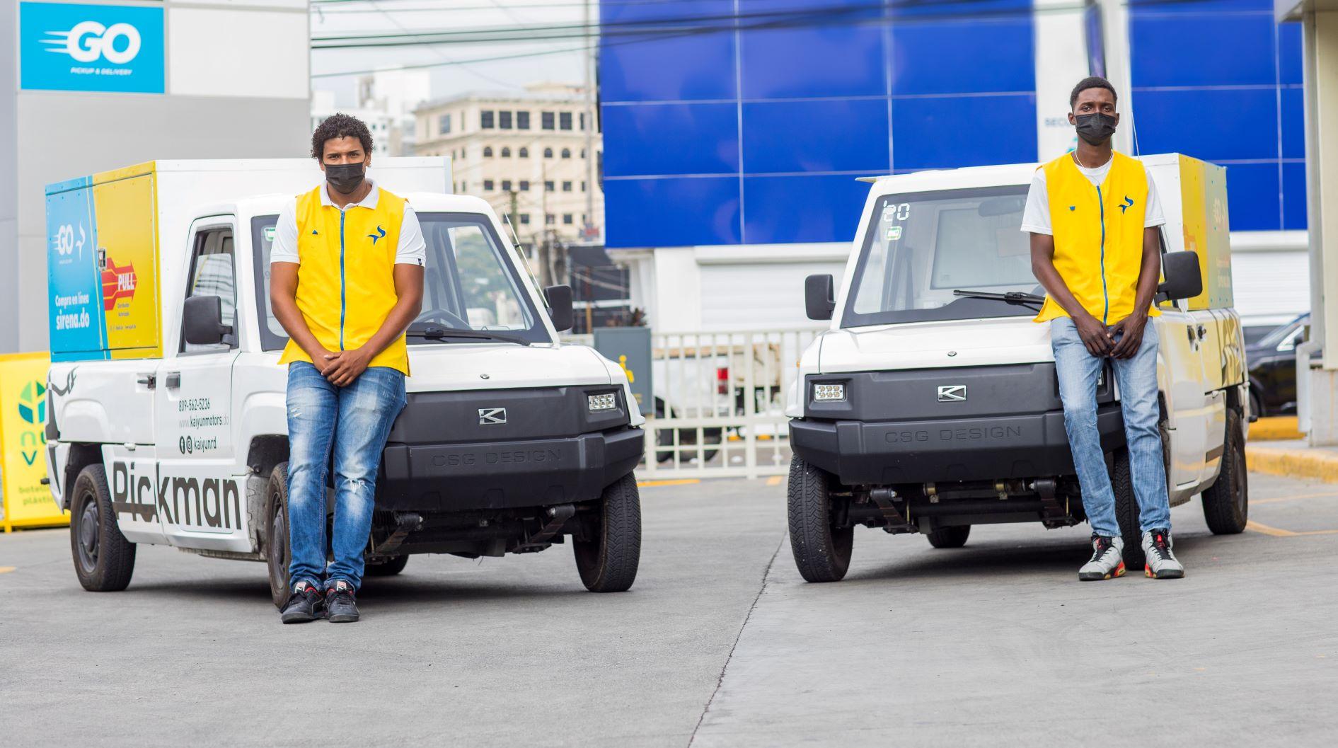 Contribuye Grupo Ramos reducir impacto ambiental al usar vehículos eléctricos despachos Sirena Go
