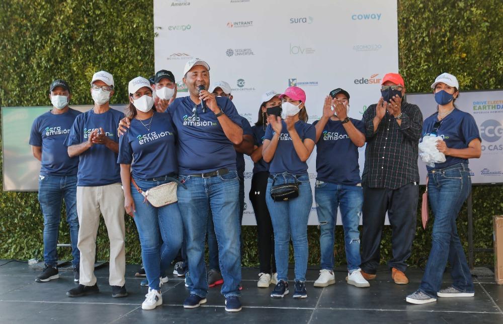 Celebra Zero EmisionRD el «Drive Electric Earth Day» Día Movilidad Eléctrica
