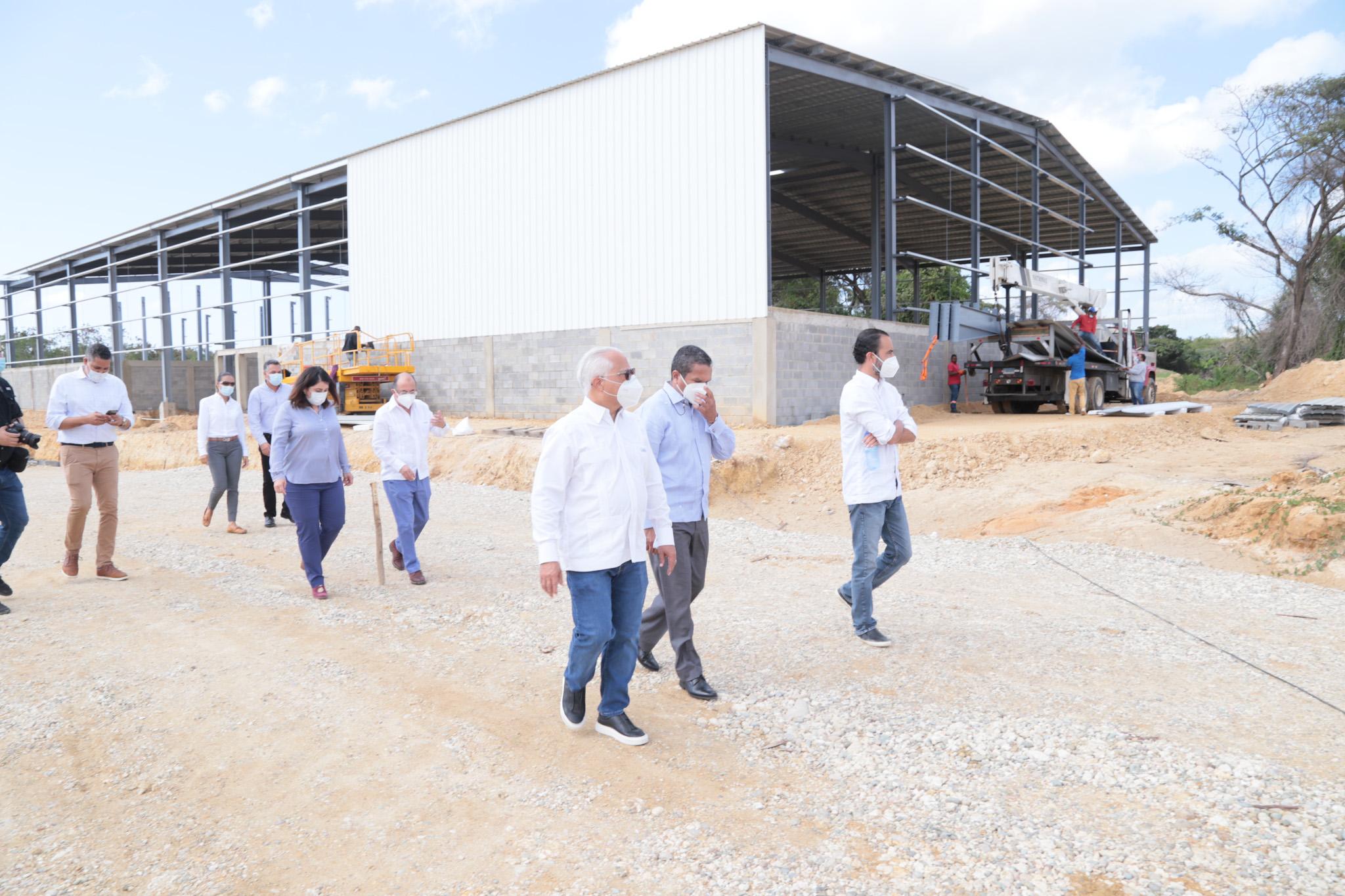 Parque zona franca Global Industrial & Logistic Park generará más 10 mil empleos directos