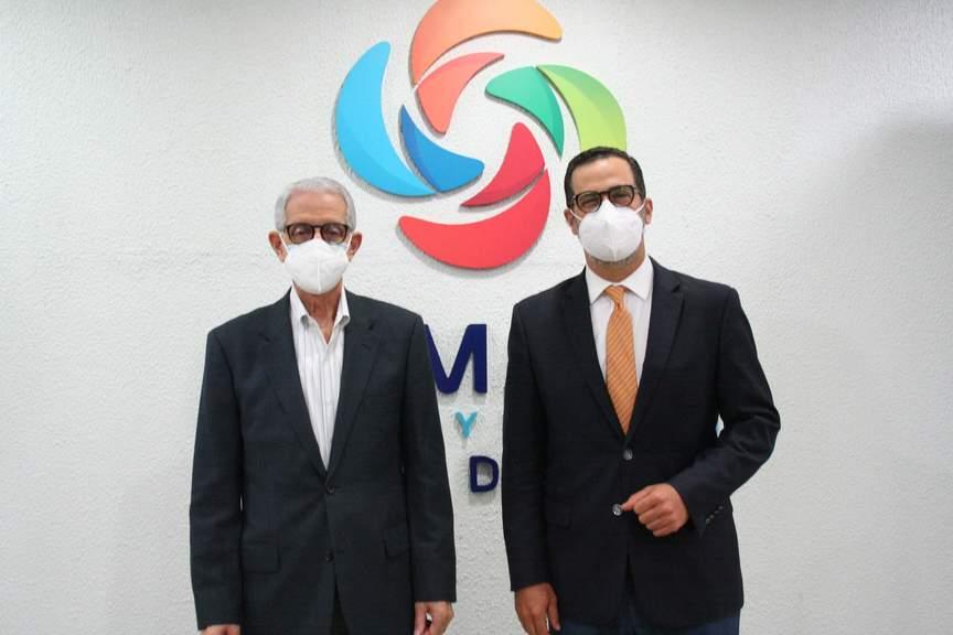 Buscan Cámara Santo Domingo y Tesorería Seguridad Social unificar sistemas información