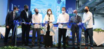 Inaugura LY COMPANY CARIBE Planta Agua en envases cartón