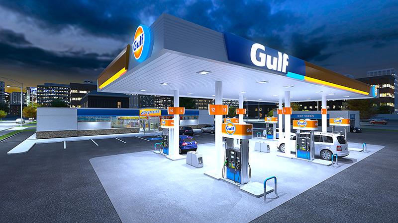 Gulf Oil recala en República Dominicana con inversión de US$60 millones