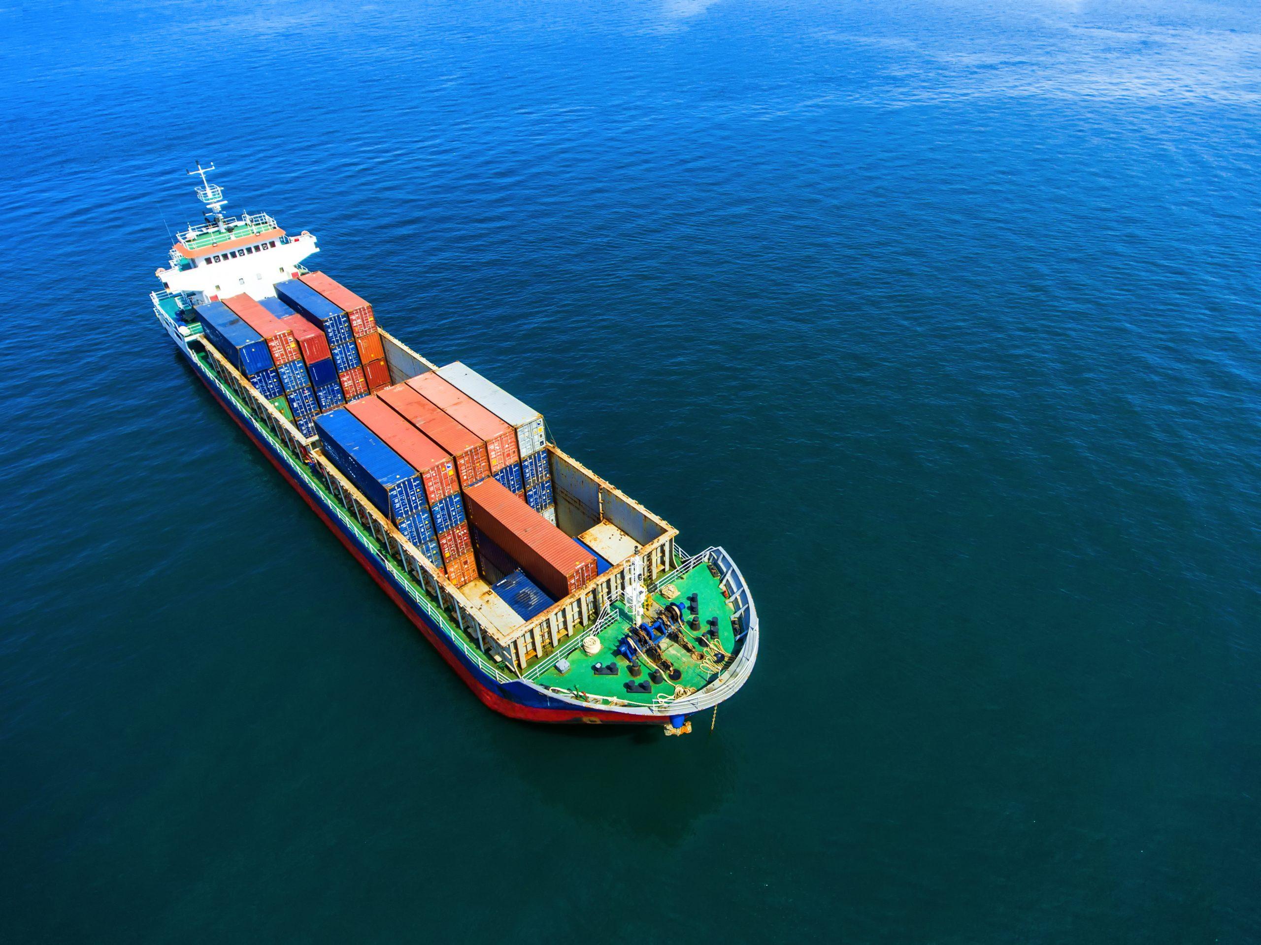 Belfond exporta 8,000 toneladas métricas de carbonato de calcio hacia los EE. UU.
