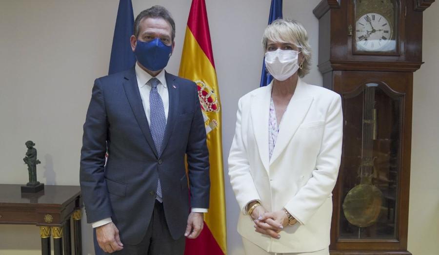 Ministro MICM destaca R.D. como ejemplo de crecimiento e inversión; conoce agenda España Digital 2025