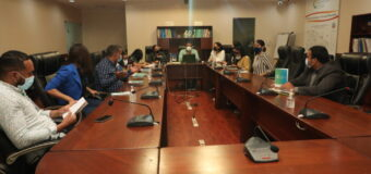 Comisión de Ética CNE socializa con Colaboradores alcances del Código