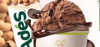 Lanzan AdeS y Valentino helado delicioso y nutritivo