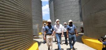 Bisonó resalta a industriales de arroz interés del gobierno de garantizar la producción nacional