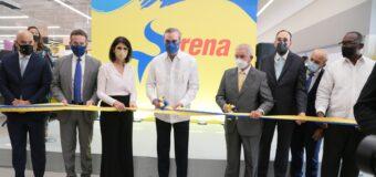 Inaugura Grupo Ramos tienda Sirena Los Alcarrizos