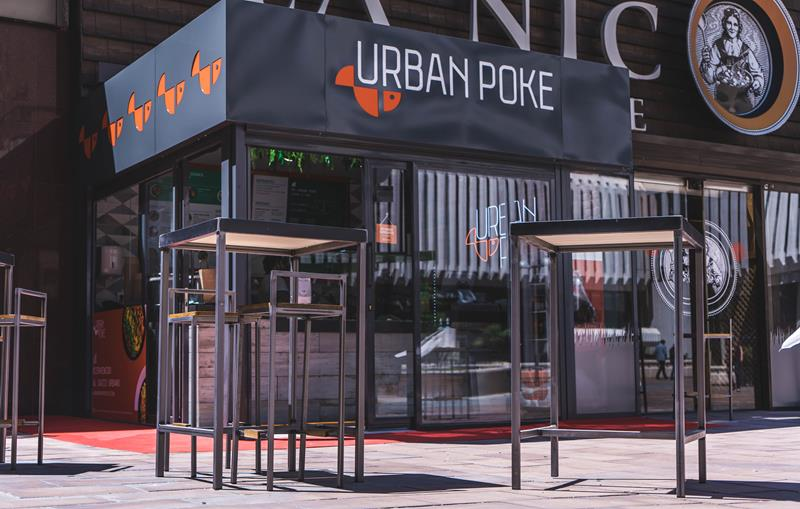 Grupo La Nicoletta sigue abriendo locales de Urban Poke