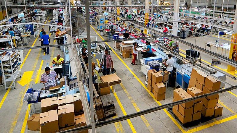 Actividad Manufacturera asciende a 62.4 en mayo 2021