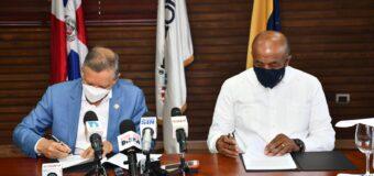 Firman Refidomsa y Ministerio Energía acuerdo fortalecer seguridad sector energético