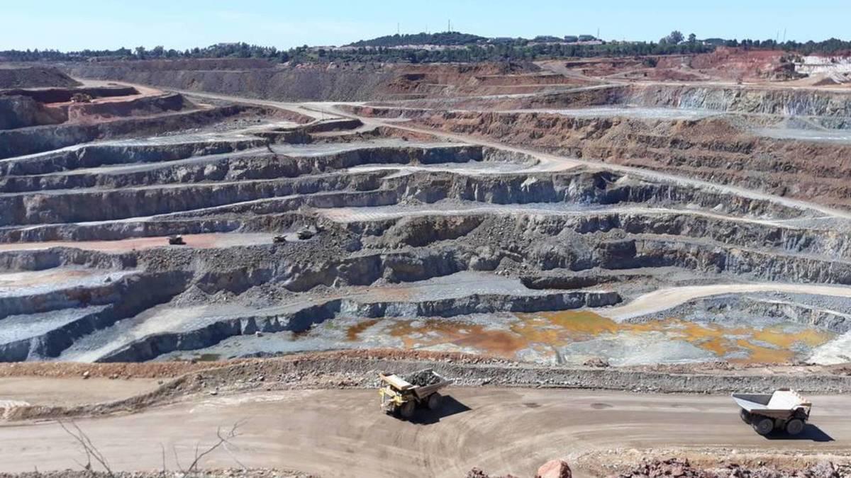 Participación de América Latina en las reservas mineras mundiales