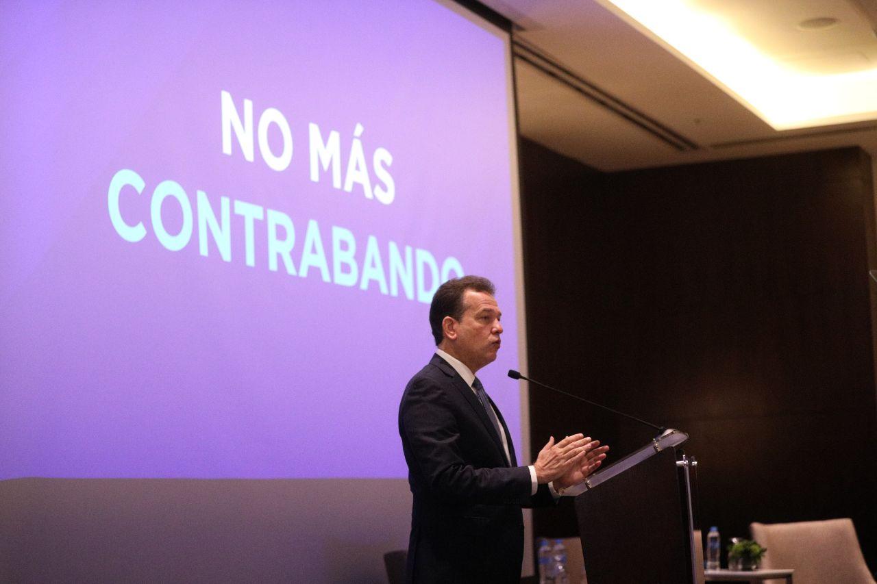 Asegura Ministro Bisonó avanzan organización, eficiencia y transparencia sector combustible