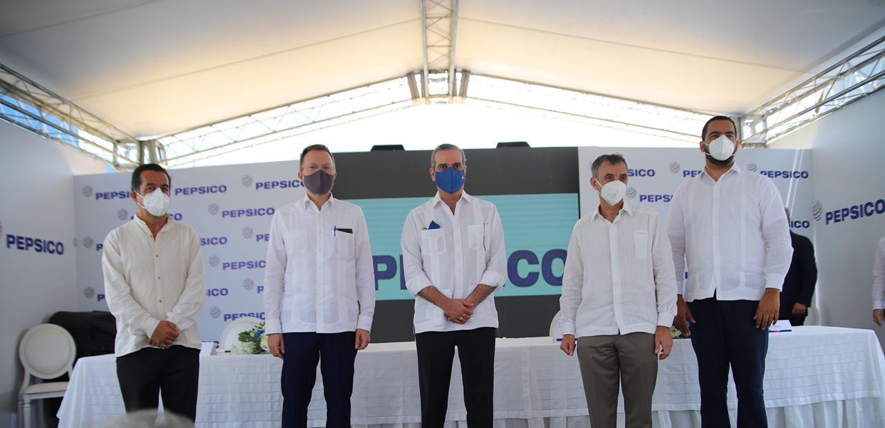 Con inversión más US$30 millones PepsiCo apuesta por R. D. al expandir Planta Caribe y nueva línea Lay's