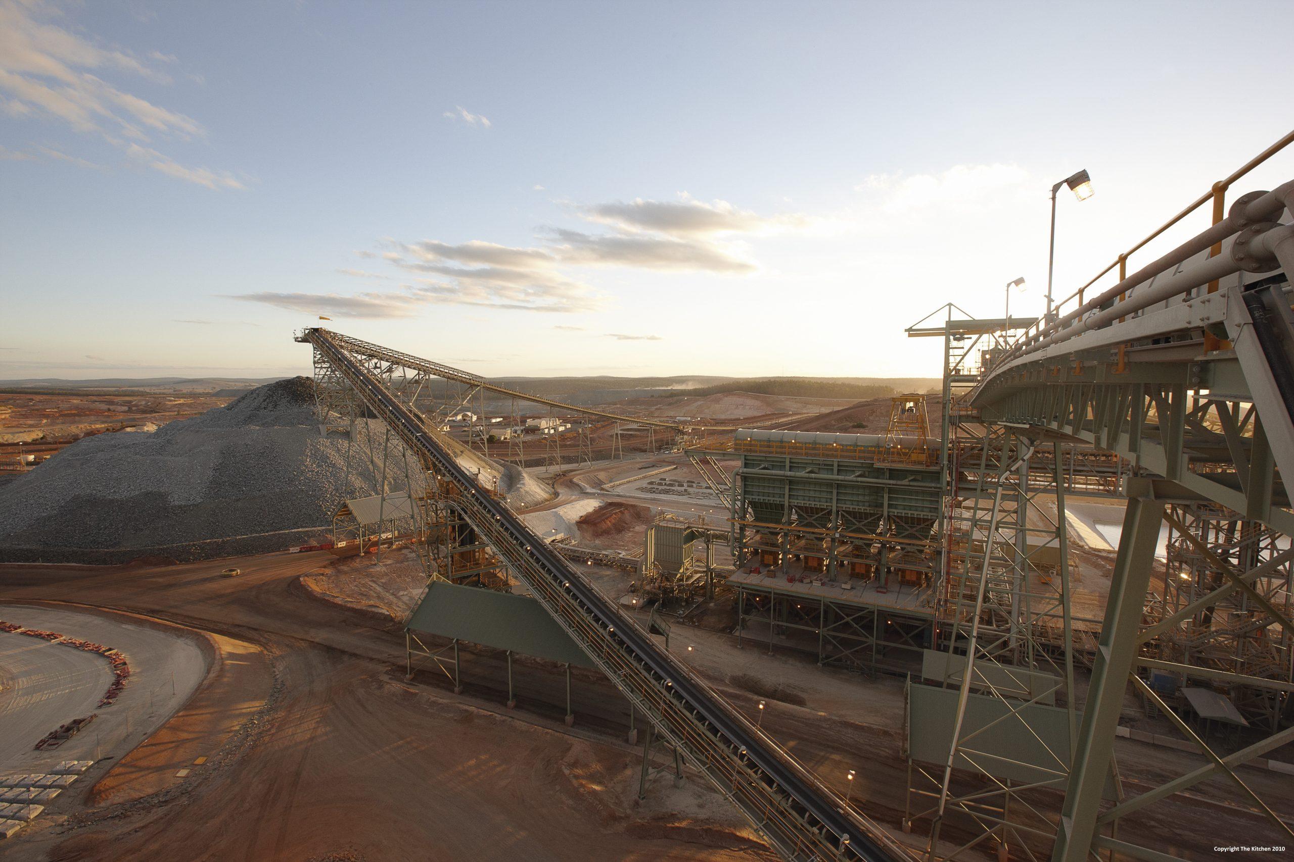 Minería: Los desafíos de la tecnología de automatización para la próxima década