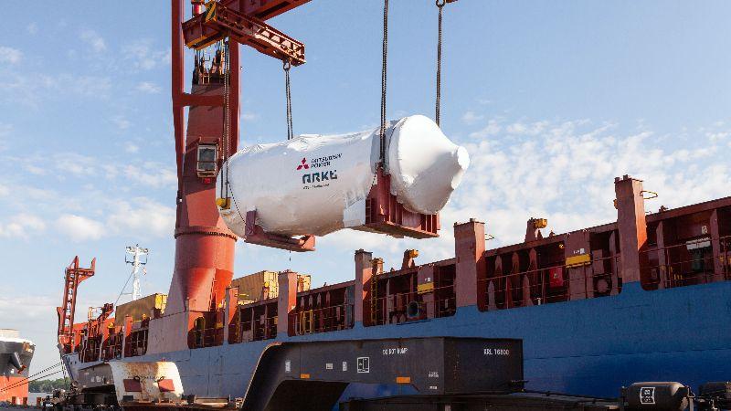 Marlim Azul Será la Central Eléctrica de Turbina de Gas con Mejor Rendimiento de Combustible de América del Sur