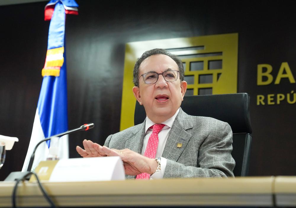 Banco Central R.D. informa economía creció 21.2 % interanual mayo 2021