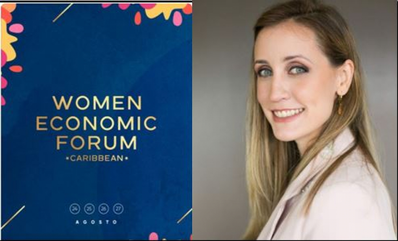 Avanza a pasos firmes primera versión Women Economic Forum del Caribe