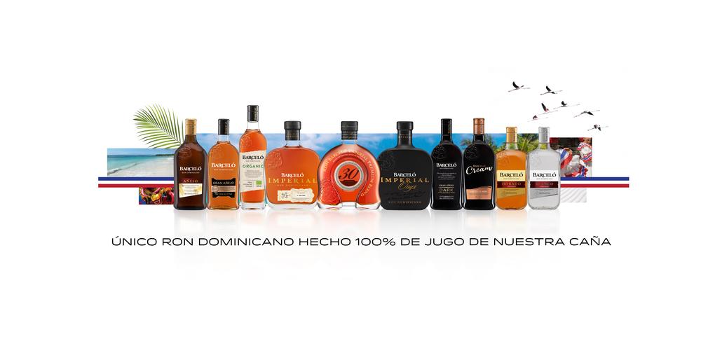 Afianza Ron Barceló marca líder Spirits mercado español por IWSR