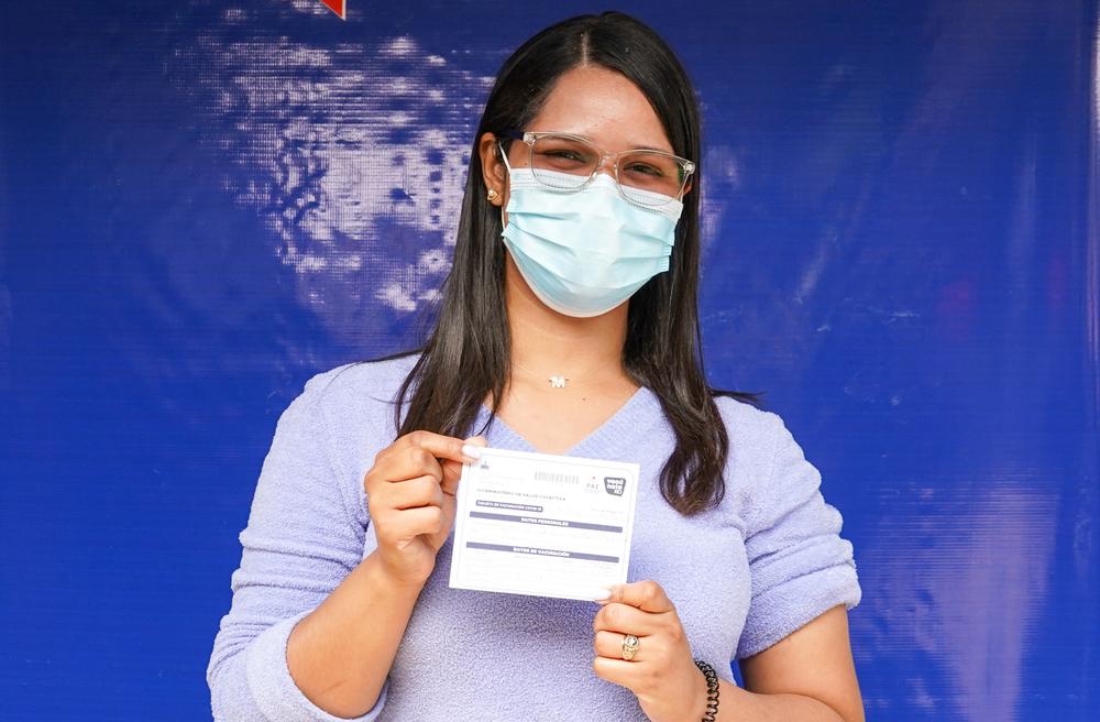 Apoya Falcondo jornadas vacunación La Vega y Monseñor Nouel