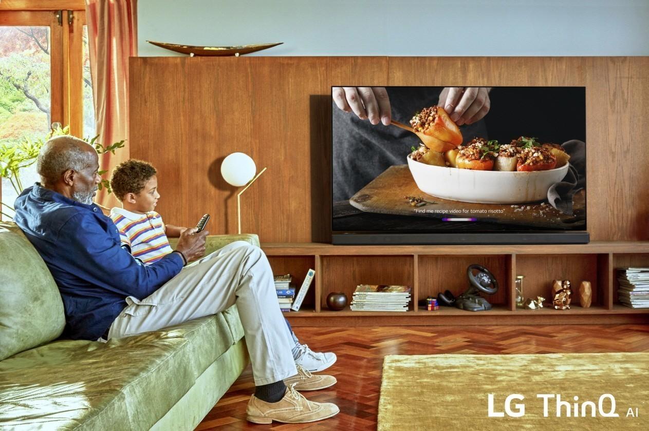 Presenta LG Electronics mejor opción regalar a papá en su día