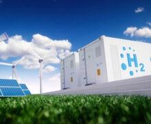 Panasonic combina generadores de pilas de combustible de hidrógeno con fotovoltaica y almacenamiento